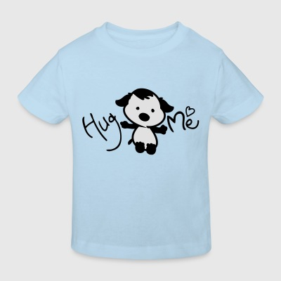 Hug Me Puppy Baby One Piece - Kids' Organic T-shirt