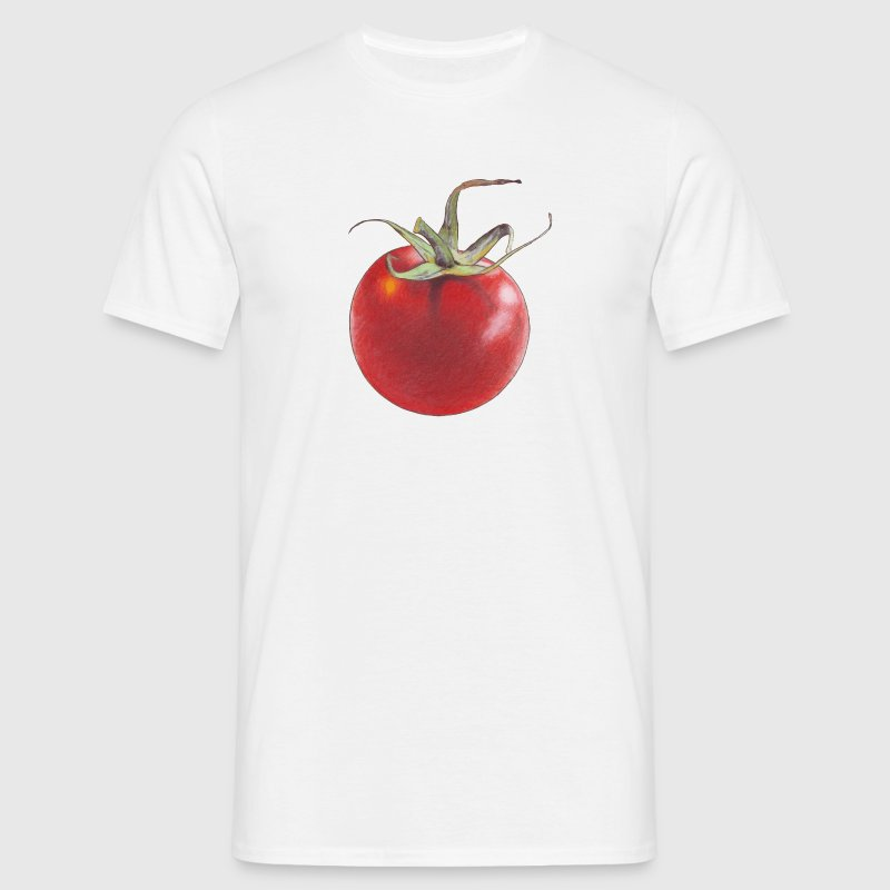 Tomate Tee-shirt - T-shirt Homme