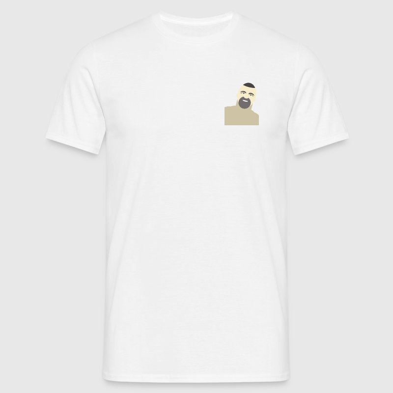 Bears Icon - small chest - Men's T-Shirt