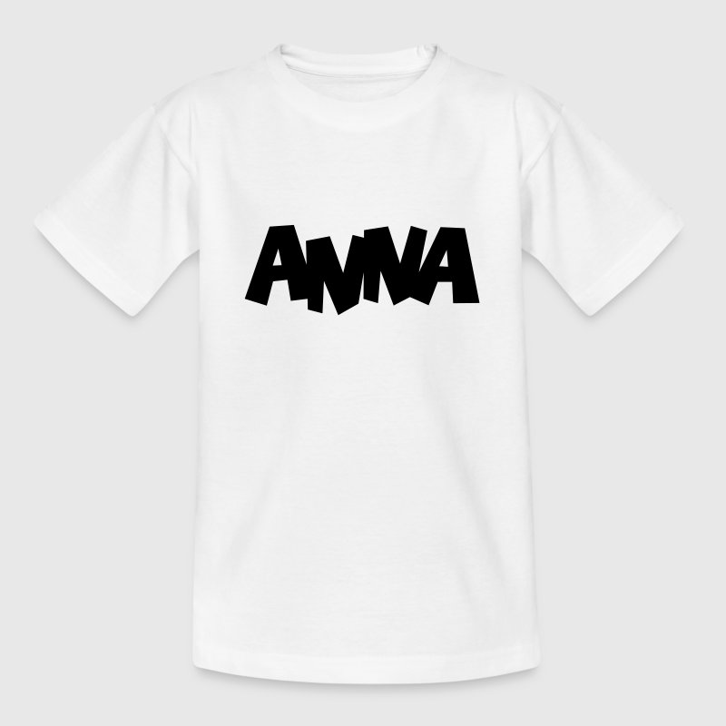 Anna Kinder T-Shirt - Kids' T-Shirt