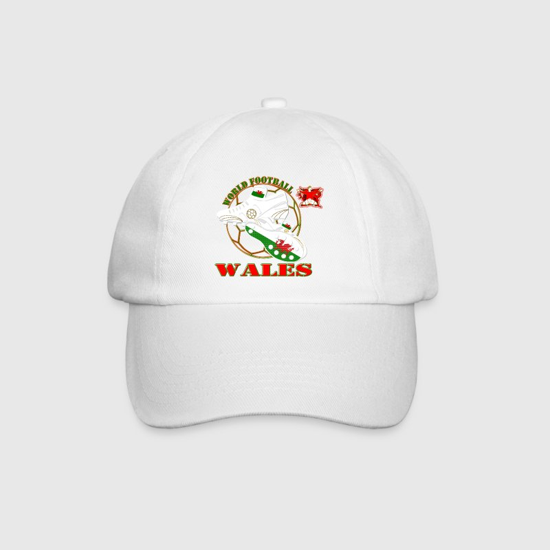 Wales world football soccer Caps & Hats - Baseball Cap