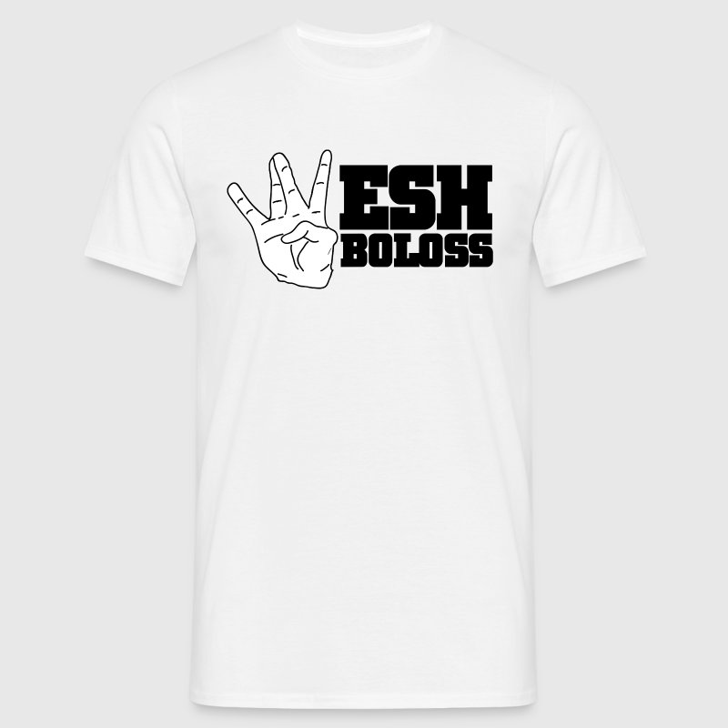 Wesh Boloss - Swag T-shirt  Tee shirts - T-shirt Homme