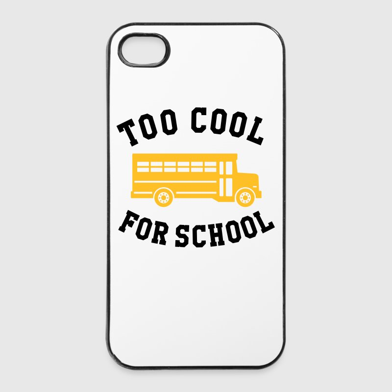 TOO COOL FOR SCHOOL Other - iPhone 4/4s Hard Case