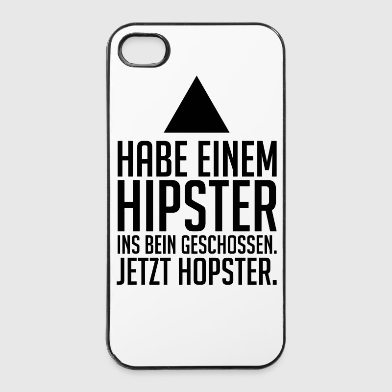 hipster - hopster Sonstige - iPhone 4/4s Hard Case