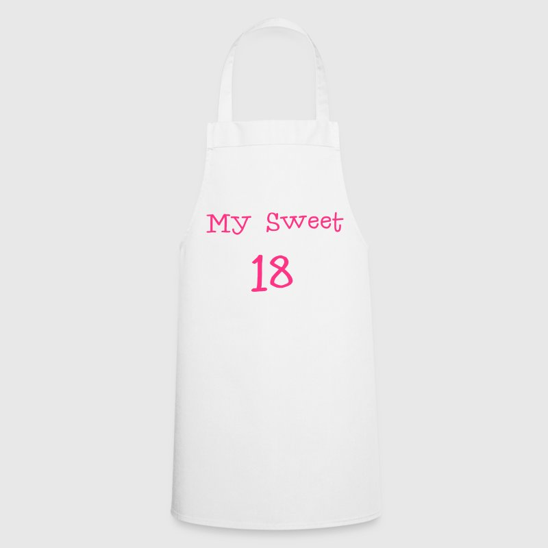 My Sweet 18/ 18 Birthday / Party 1c  Aprons - Cooking Apron