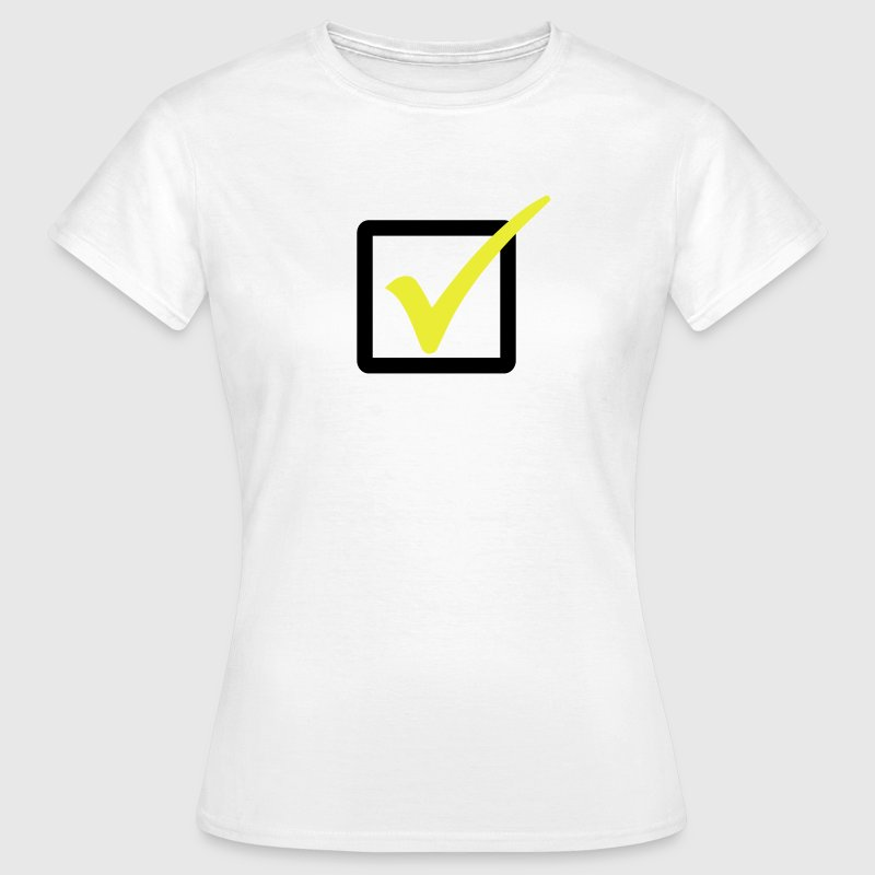 Ticked Off / Hook / Right 2c T-Shirts - Women's T-Shirt