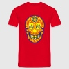 tete mort mexicaine tetedemort skull Tee shirts - T-shirt Homme