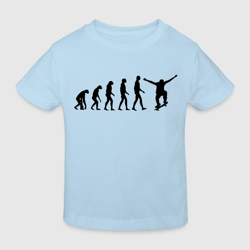 skate evolution T-Shirts - Kinder Bio-T-Shirt