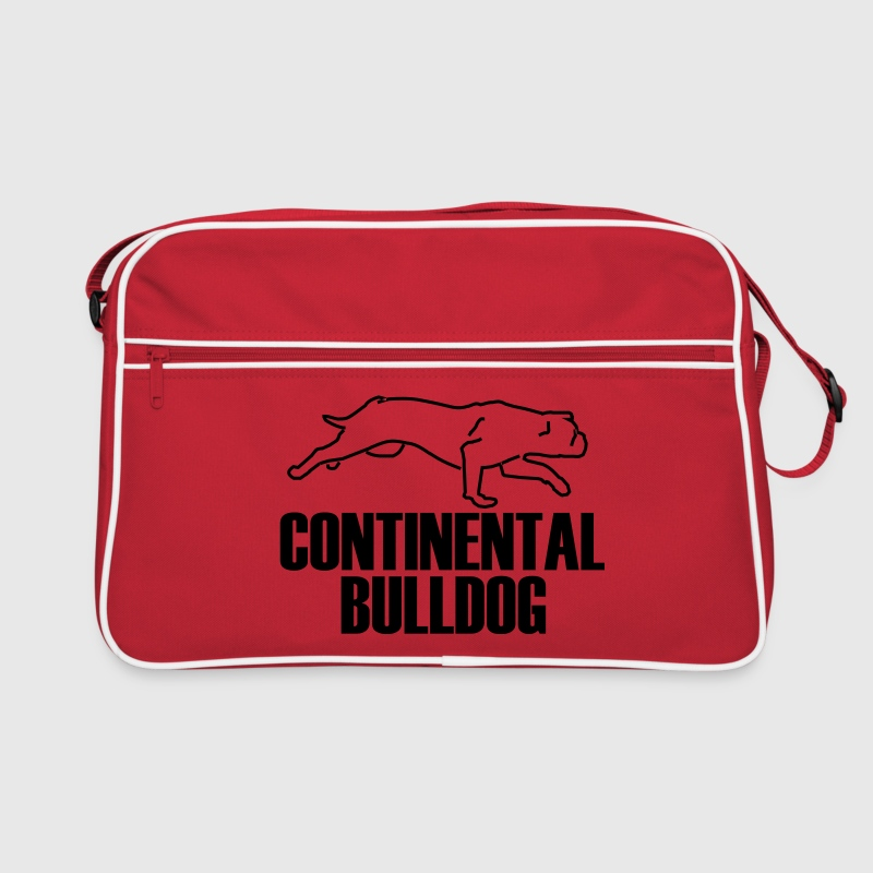 Continental Bulldog - Retroväska