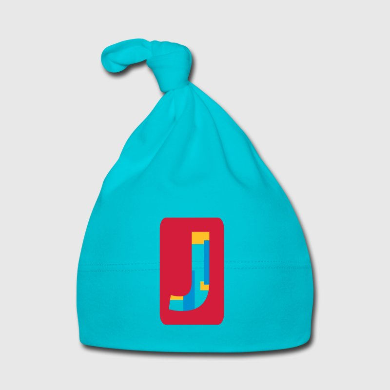Letter J Kids and Babies - Baby Cap