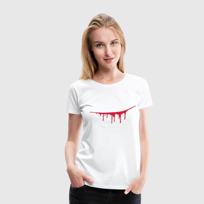 Scratch Wound T-Shirts - Women's Premium T-Shirt