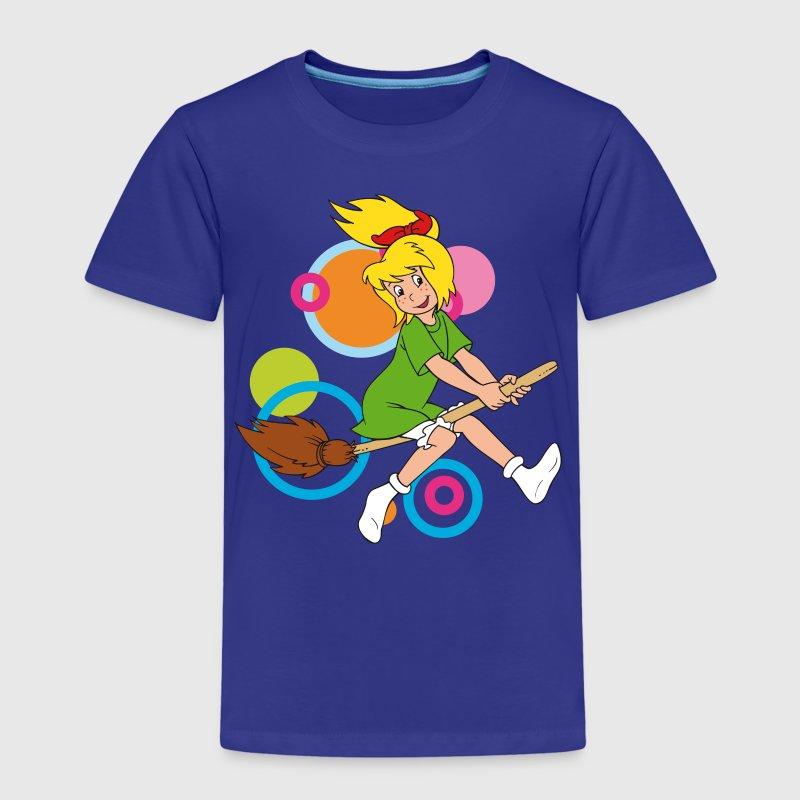 bibi blocksberg t shirt f r kinder t shirt spreadshirt. Black Bedroom Furniture Sets. Home Design Ideas