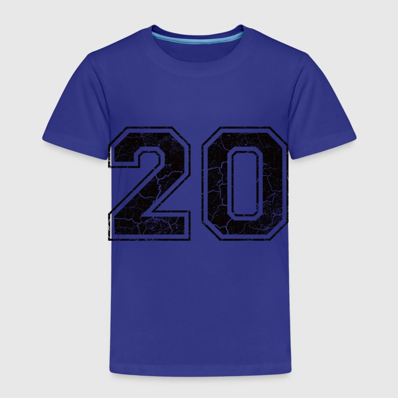 Paie 20 in Used Look Tee shirts - T-shirt Premium Enfant