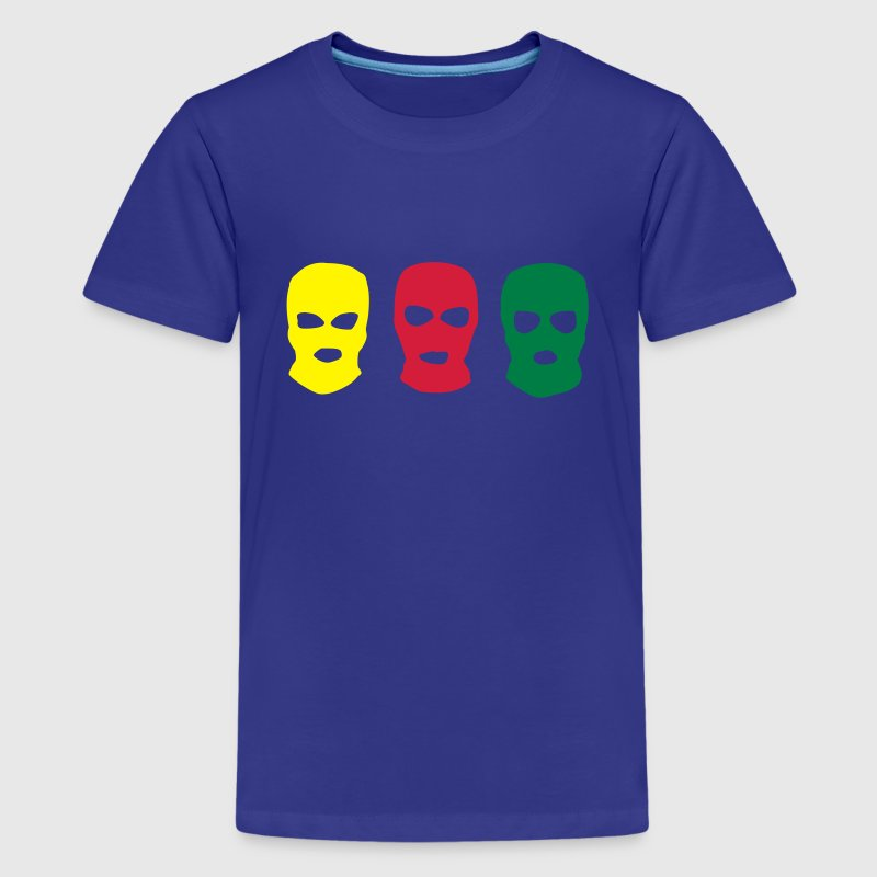 sturmmasken T-Shirts - Teenager Premium T-Shirt