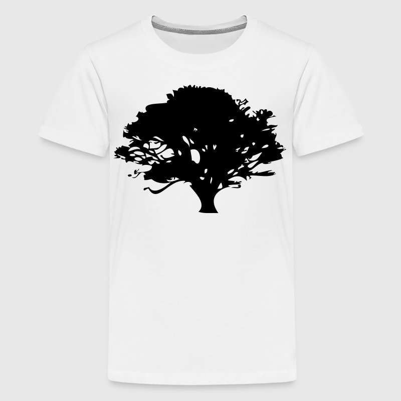 DE-Baum - Teenager Premium T-Shirt