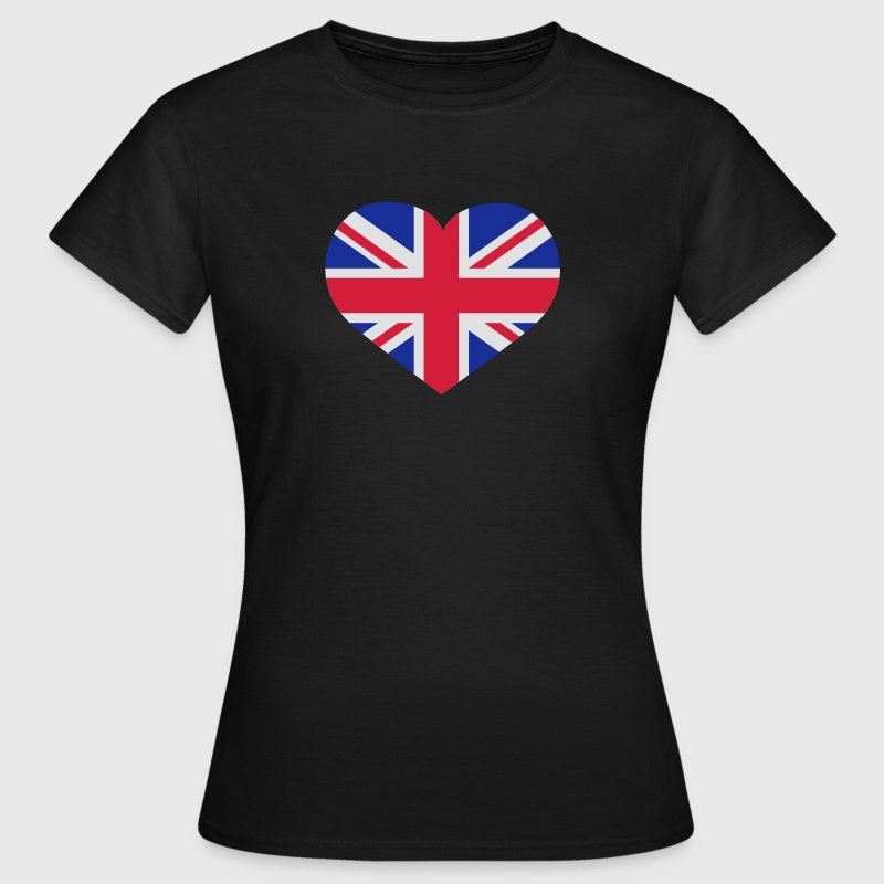 Olive Love England © T-Shirts - Women's T-Shirt