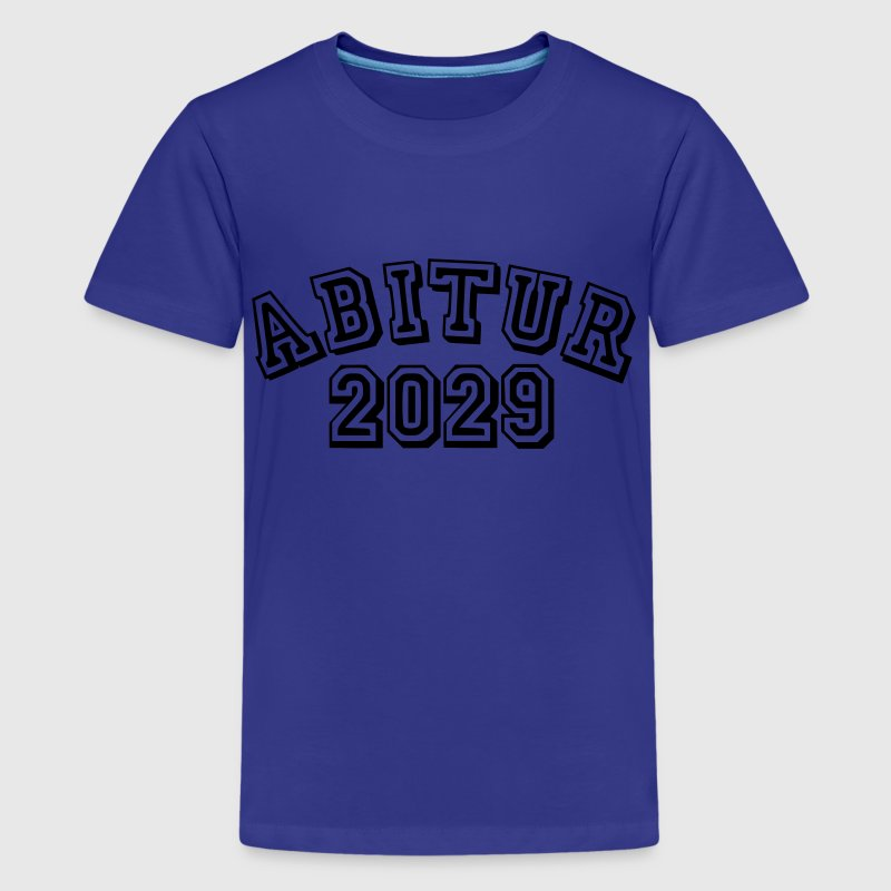 Sky Abitur 2029 - Baby Kinder T-Shirts - Teenager Premium T-Shirt