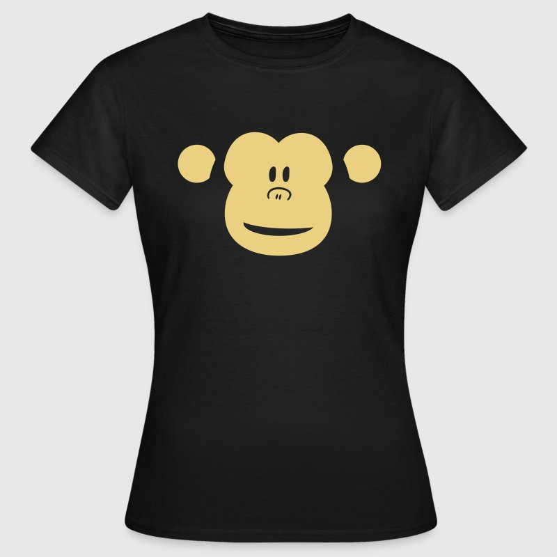 Cute Monkey (shop design) T-Shirts - Women's T-Shirt