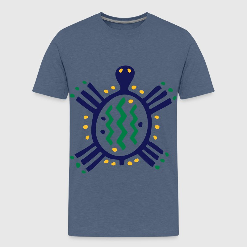 TURTLE | Schildkröte - Teenager Premium T-Shirt