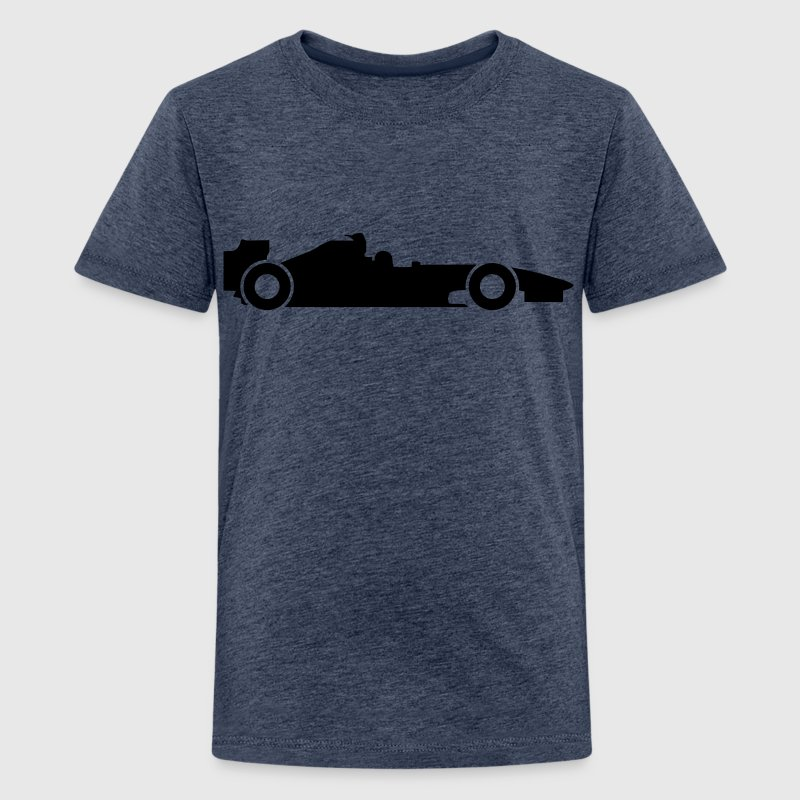Formel 1 - Teenager premium T-shirt