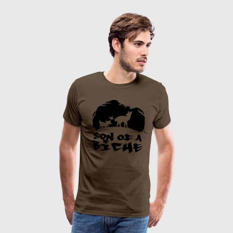 Son of a BICHE - T-shirt Premium Homme
