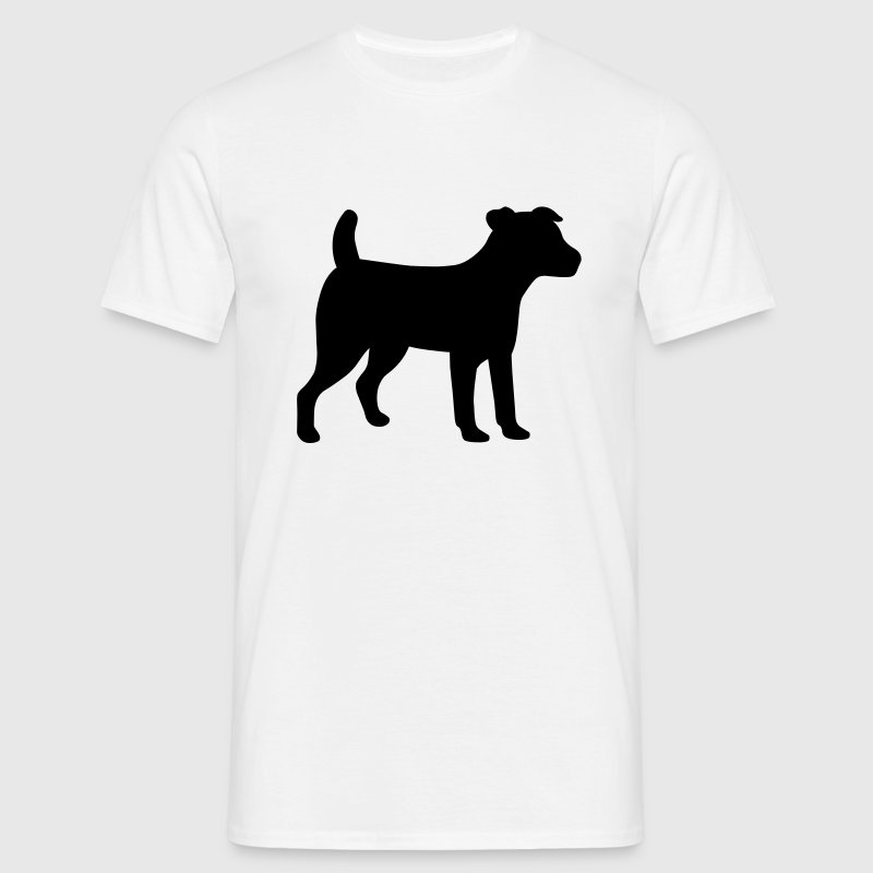 Jack Russell Dog T-Shirts - Men's T-Shirt