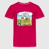Haflinger Kinder T-Shirts - Teenager Premium T-Shirt