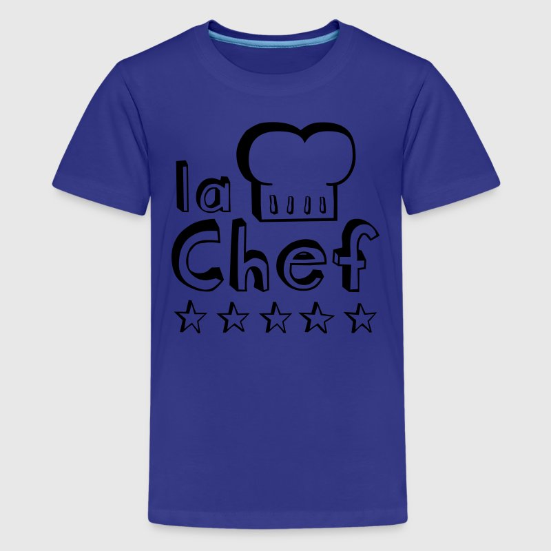 La Chef Kids' Shirts - Teenage Premium T-Shirt