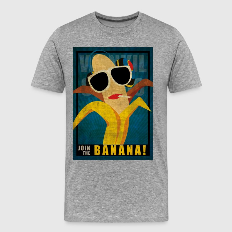 Join the sexy Banana Tee shirts - T-shirt Premium Homme