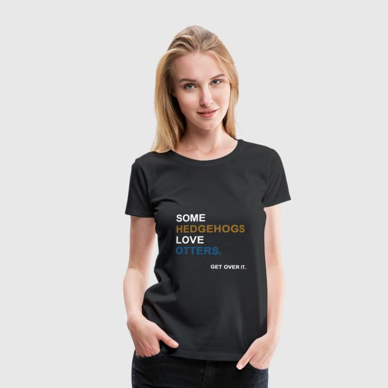 Johnlock is my OTP! - White! T-Shirts - Women's Premium T-Shirt