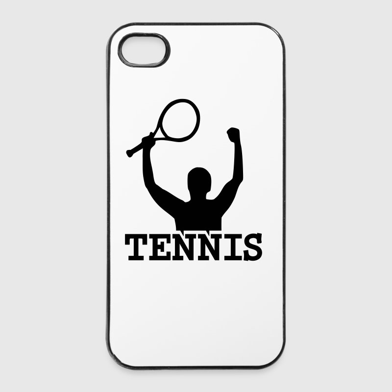 Tennis Handy & Tablet Hüllen - iPhone 4/4s Hard Case