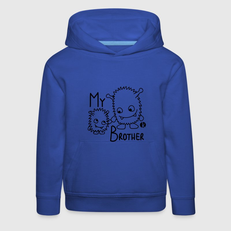 My Brother Pullover & Hoodies - Kinder Premium Hoodie