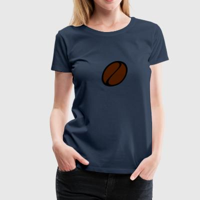 Coffee Bean T-Shirts - Women's Premium T-Shirt