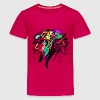 Color explosion - T-shirt Premium Ado