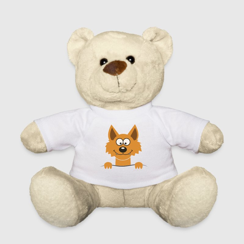 Funny cute Fox Teddies - Teddy Bear