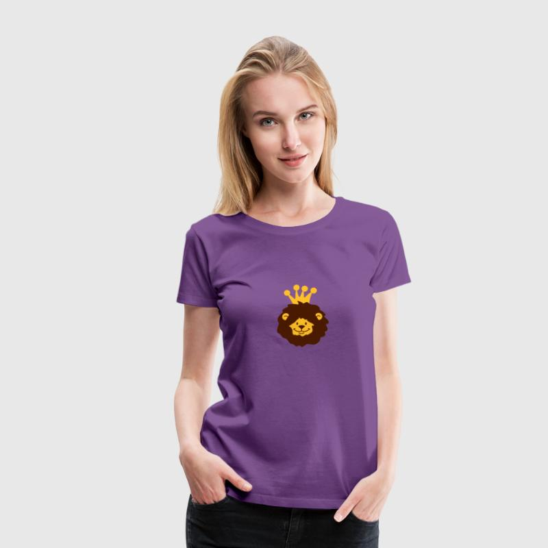 Lion King T-Shirts - Frauen Premium T-Shirt
