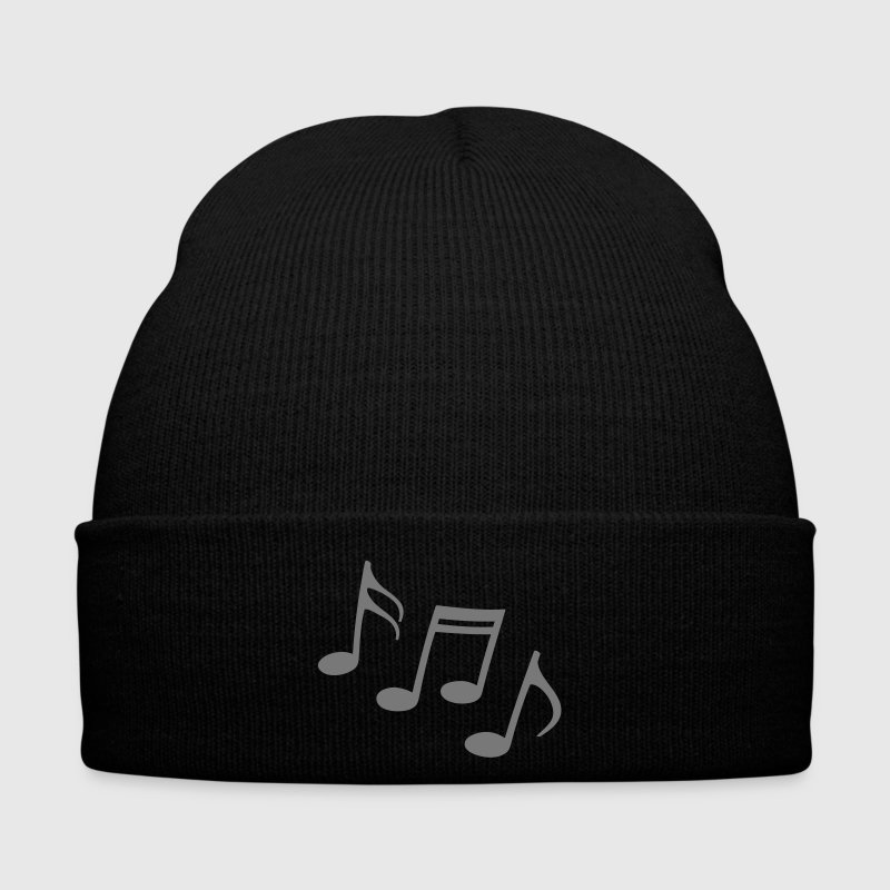 Happy notes Sheet Music musicians  clef  Caps & Hats - Winter Hat
