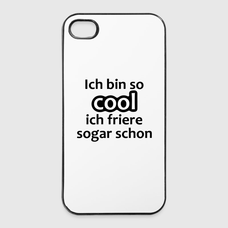 Cool Handy & Tablet Hüllen - iPhone 4/4s Hard Case