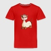 Freddy Frettchen - Comic - Cartoon T-Shirts - Kinder Premium T-Shirt