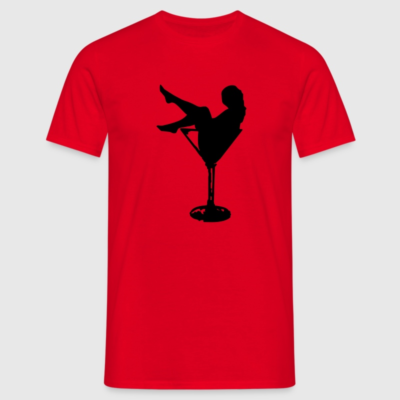 Striptease Tee shirts - T-shirt Homme