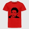 Edward Snowden Che Guevara Style Red - Teenager Premium T-Shirt