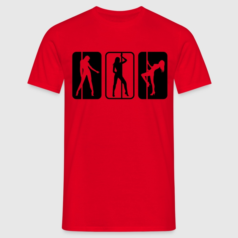 Tabledance Shirt - Männer T-Shirt