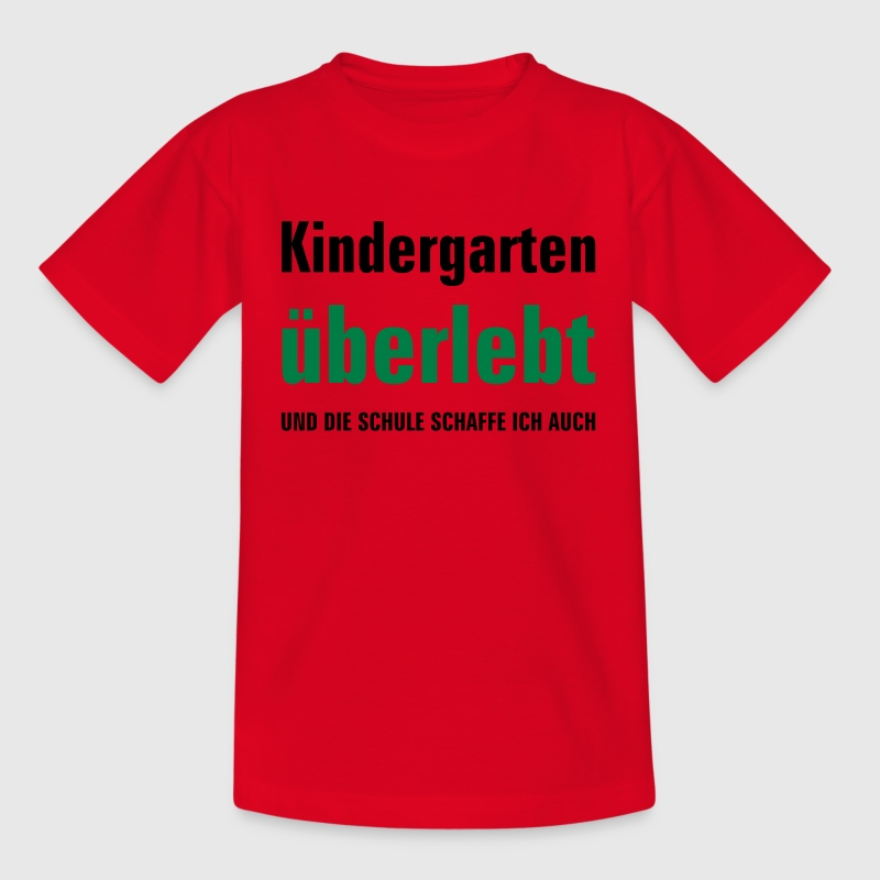 kindergarten berlebt t shirt spreadshirt. Black Bedroom Furniture Sets. Home Design Ideas