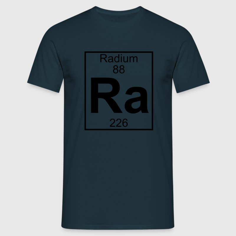 Radium (Ra) (element 88) - Men's T-Shirt