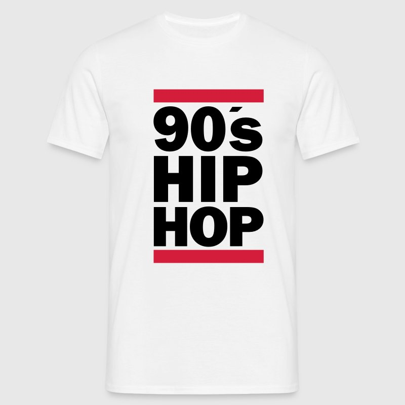 90s Hip Hop T-Shirts - Men's T-Shirt