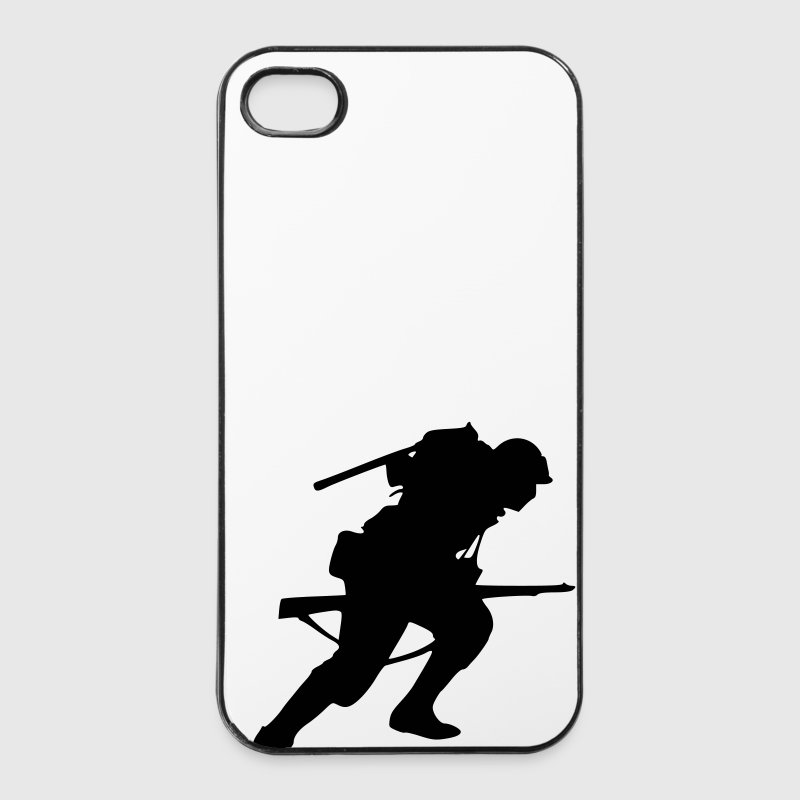 soldier Phone & Tablet Cases - iPhone 4/4s Hard Case