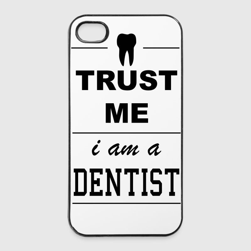 Trust me I´m a Dentist 1c Handy & Tablet Hüllen - iPhone 4/4s Hard Case