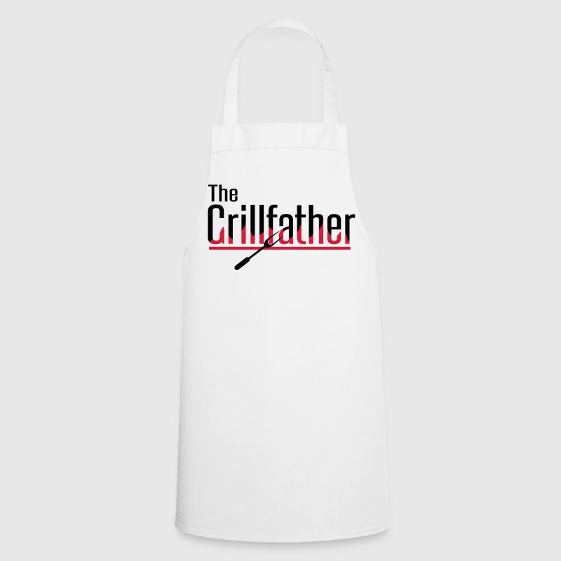 The Grillfather Delantales - Delantal de cocina