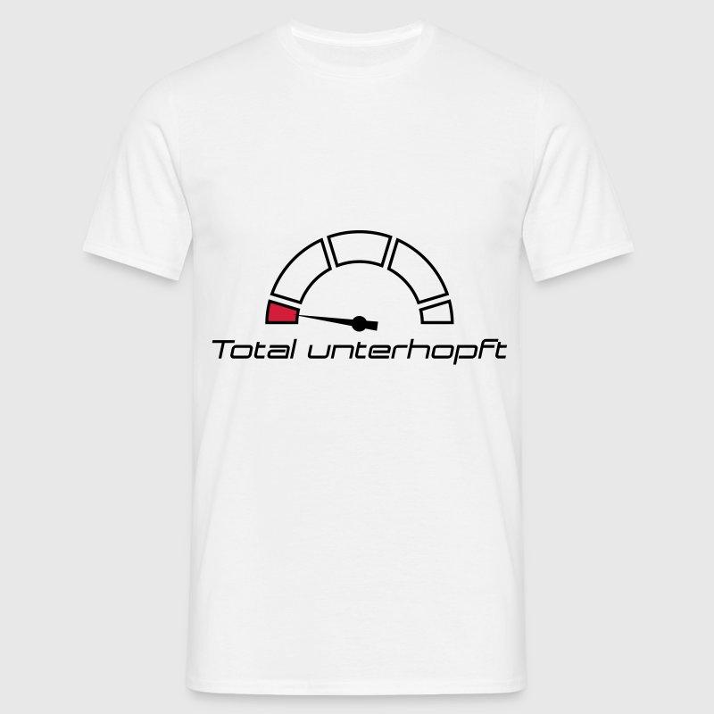 total unterhopft t shirt spreadshirt. Black Bedroom Furniture Sets. Home Design Ideas