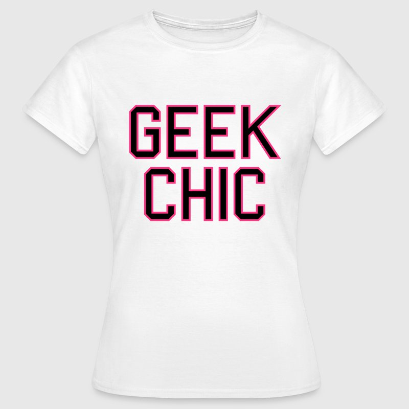 geek chic T-Shirts - Women's T-Shirt